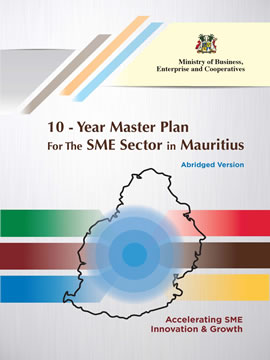 10 - Year Master Plan For The SME Sector in Mauritius